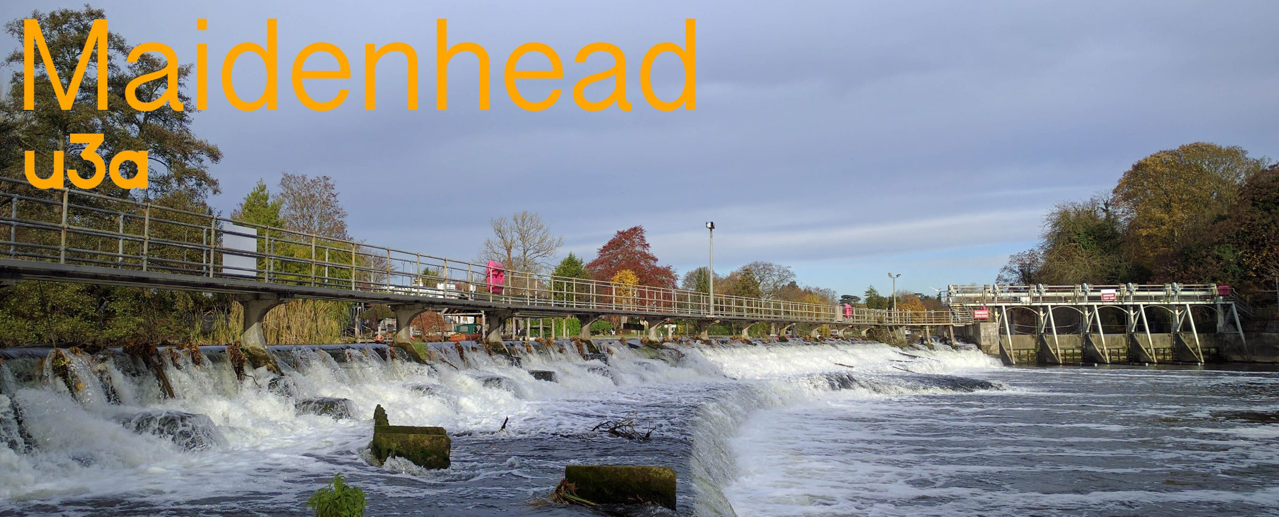 Maidenhead U3A Website